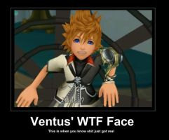 Ventus Motivational Poster by alyssaoz