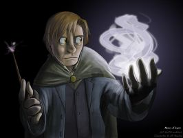 The Light of Mr Moony by Not-Quite-Normal