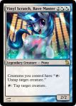 Vinyl Scratch Rave Master by rowcla