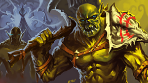 Undead Orc by rkem741