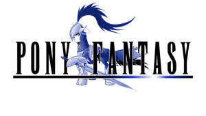 Pony Fantasy 1 Logo by TheAuthorGl1m0