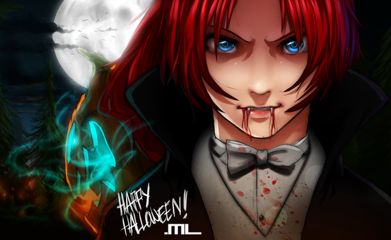 Happy Halloween 2011 by MLeth