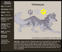 Yelloweyes-SH by WickedSpecter