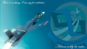 Ace Combat 04 Wallpaper 2 by ACZCipher