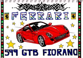 Ferrari-- by Clover31