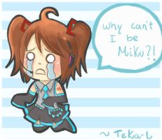 New ID - Why can't I be Miku ? by Teka-L