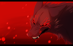 Hati [ow fan-art] by BenjaminHaman
