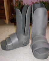 COG Boots - Finished no Detail by LadySiha