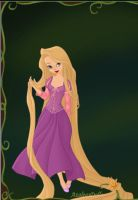 Rapunzel 1 by mslillymonster