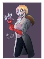 Dr. Lucy F. Eir by Chibi-Works