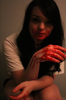 Blood On My Hands by cheyennewithaplan