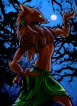 Worgen Druid by necro-loup