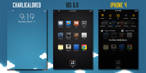 IOS 6.0 by CharlieAldred