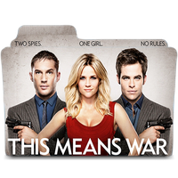 This Means War 2012 folder icon by AKSHUNT007