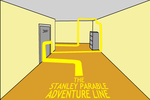 Stanley Parable Adventure Line FanArt by Pickleplayer