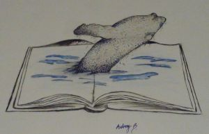 Whale of a read by Animal-Amans