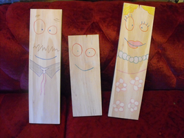 The Plank Family by EarwigOfJustice