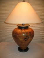 Laurie's Lamp by GarnetFlight