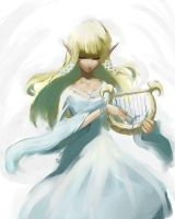 Ballad of the Goddess by gts