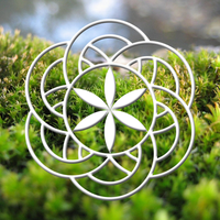 White Jewl in Moss by playful-geometer