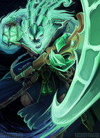 Thresh Commission by RinTheYordle
