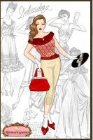 APH: 1950'S style Fem North Italy by mandababe12