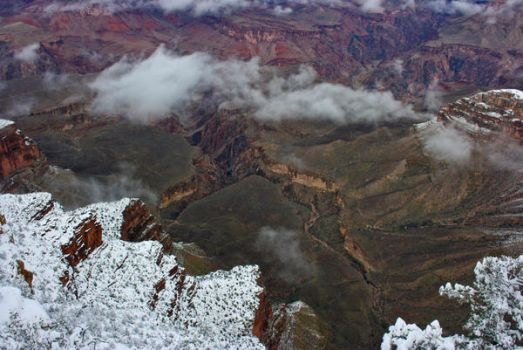 Grand Canyon 1 by EndTheInnocence