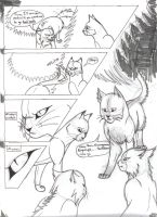 TWF Page Sketch 9 by x-EBee-x