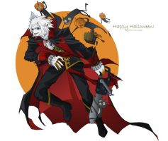 Happy Halloween by Hassly