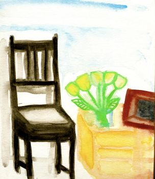 Open Chair by J3225