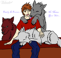 Family Is Forever by MikiraWolf