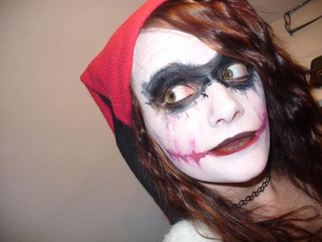 ye old harley make up by smiley975
