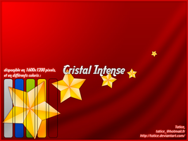 Cristal Intense stars walls by tatice