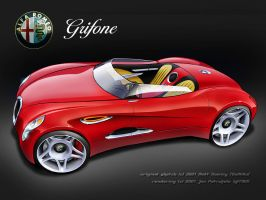 Alfa Romeo Grifone by gt1750