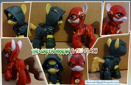 FLARROW by HeyLookASign