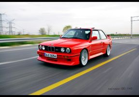 BMW E30 M3 - 8 by rugzoo