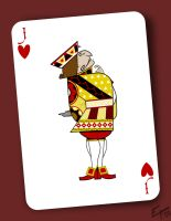 The Knave of Hearts by edgar1975