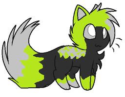 RARE custom ink cat by StarDaFluffyEevee