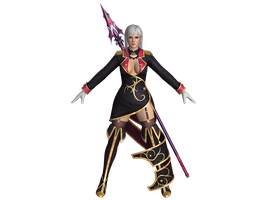DOA5 LR Christie Aquaplus mashup costume (Updated) by zareef