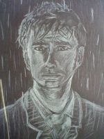 The Tenth Doctor by ElenyMaddarnOn