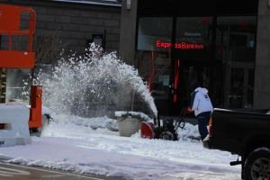 Cleaning Snow by TheBuggynater