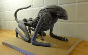 Gigers Alien 3 by Mutronics