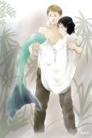 The Little Mermaid XD by Tio-Trile