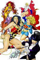 SuperBabes by Medina by larafan
