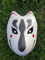 Priestess Rao Mask by meanlilkitty