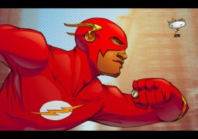 The Flash by AdamMasterman