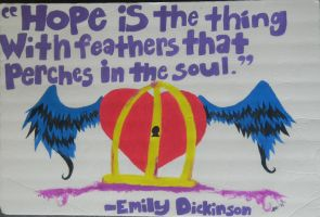 Feathers of Hope by Music---Junky
