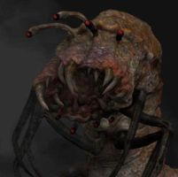 Spawn of KRAUQUODYTE6face by skullbeast