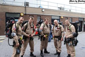 Ghostbusters at Movie Buffs by Peachey-Photos