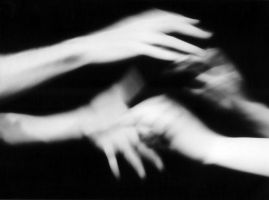 conceptual hands by Jolik